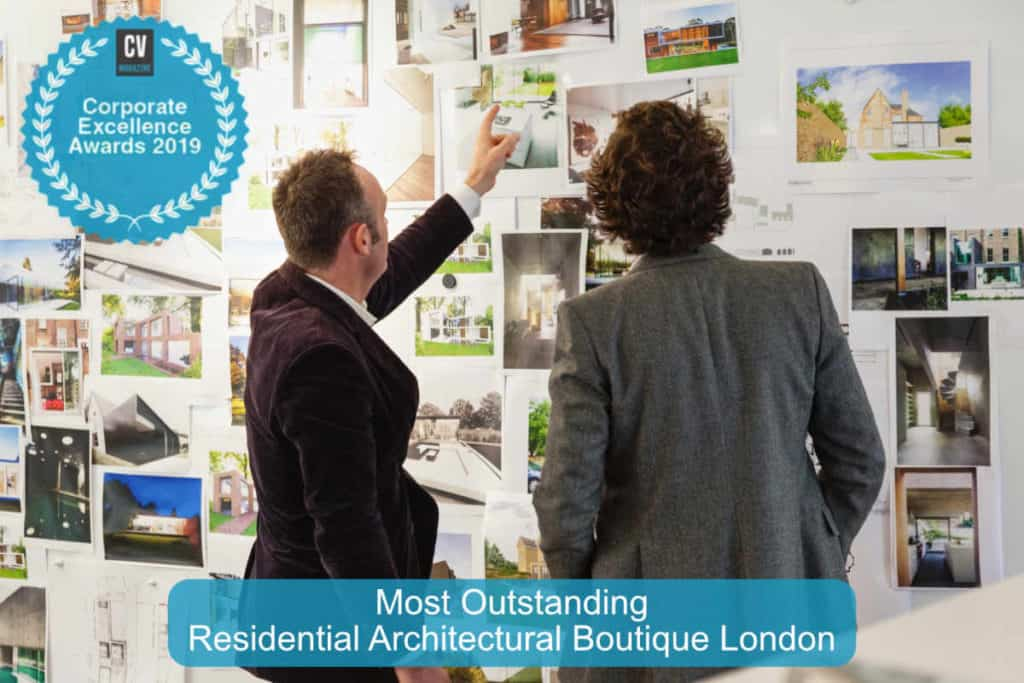 Most Outstanding Residential Architecture Boutique London